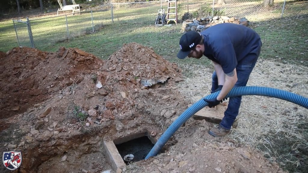 Septic Tank Maintenance | Woodstock & Atlanta, GA | The Original Plumber