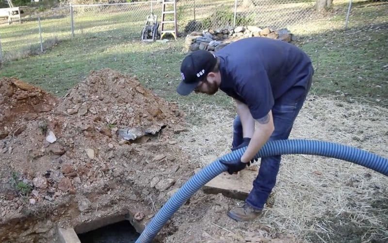 Drain Cleaning Plumbing Services - North Georgia