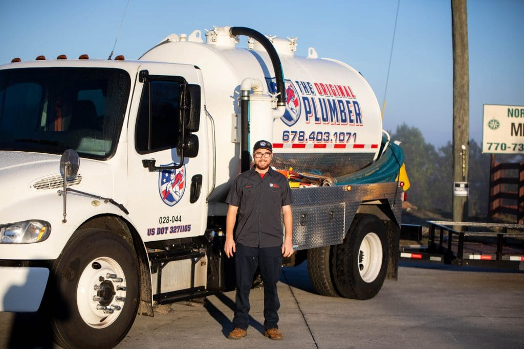 Septic Tank Inspections | Woodstock & Atlanta, GA | The Original Plumber