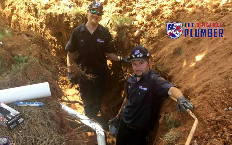 Sewer Line Repair: Should I Leave My Home For a Sewer Line Break?