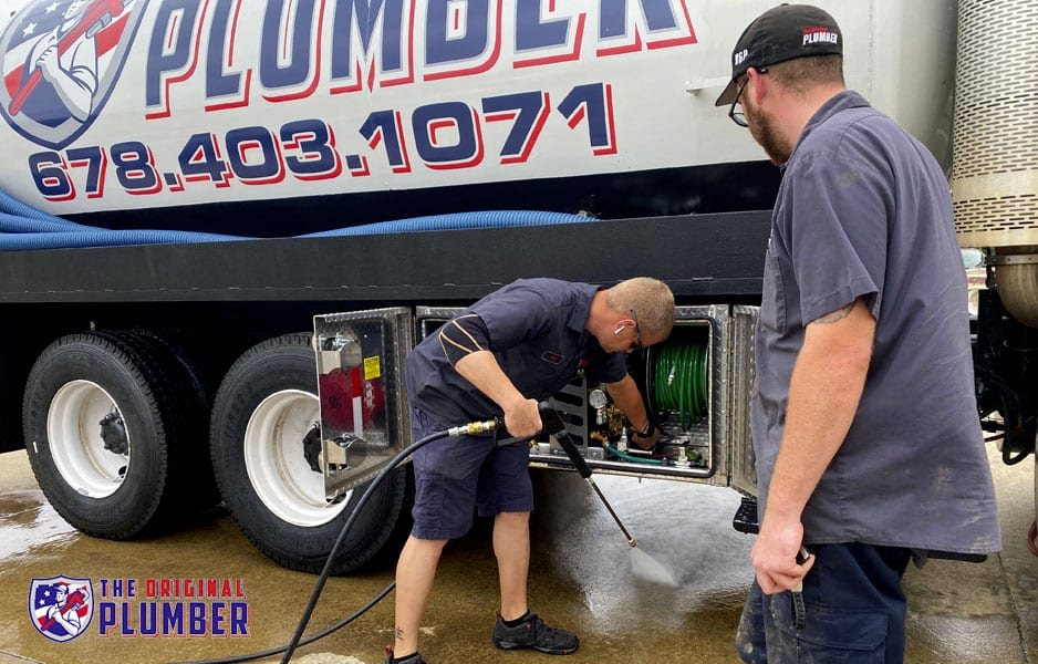Water Jet Sewer Cleaning: What It Is Water Jetting?