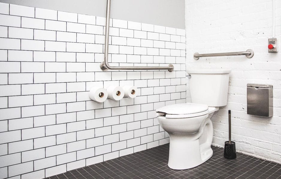 How to Make Your Bathroom ADA Compliant